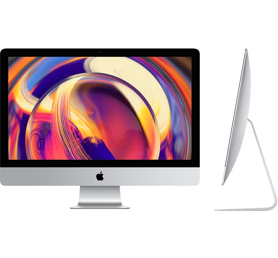 apple imac a como da shift