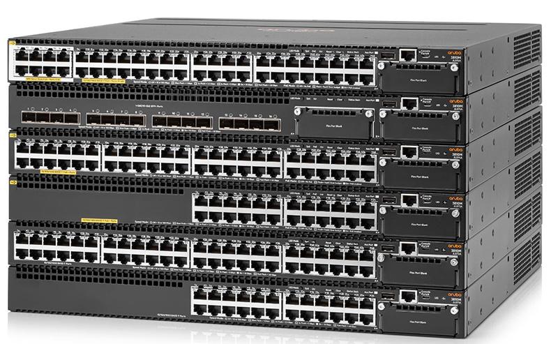 shift como partner hpe switch modulari standalone rete
