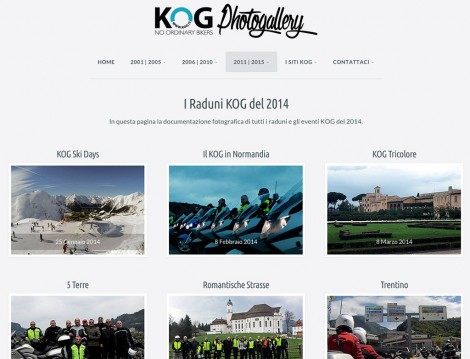 gallery fotografica kog realizzata da Shift