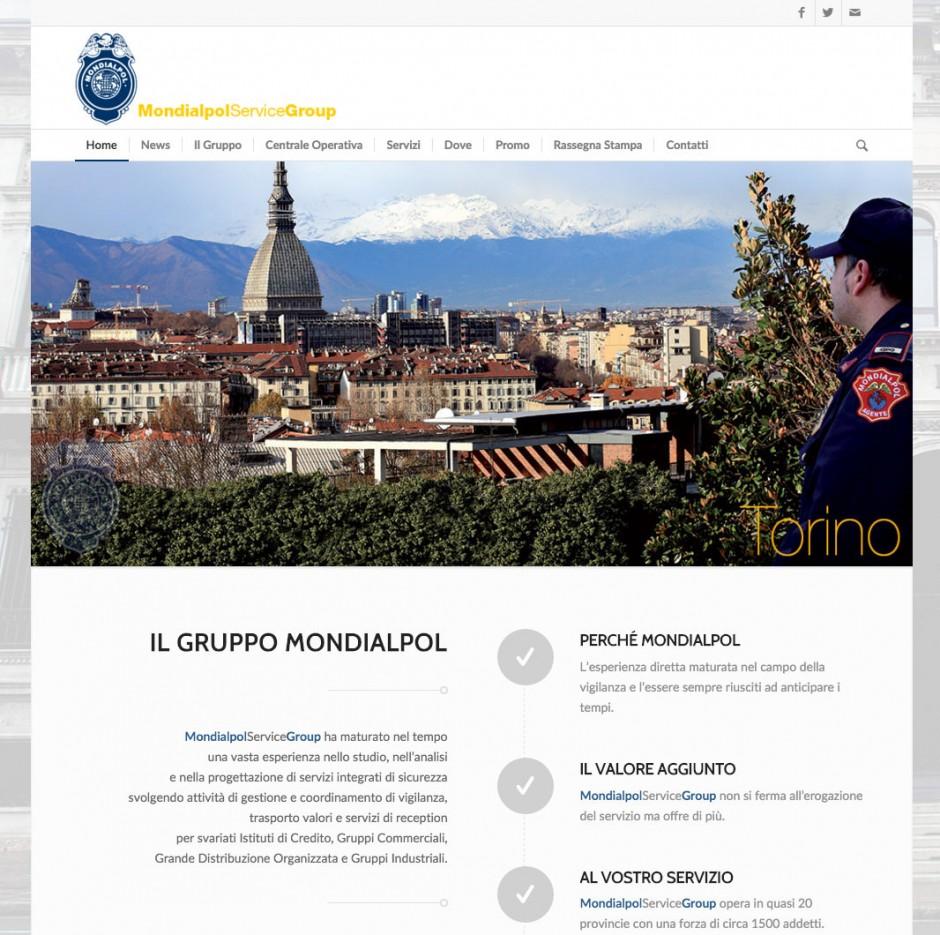 mondialpol sito realizzato da shift como