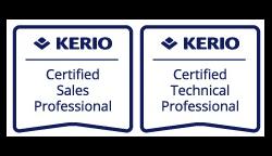 shift como certificato kerio connect control operator