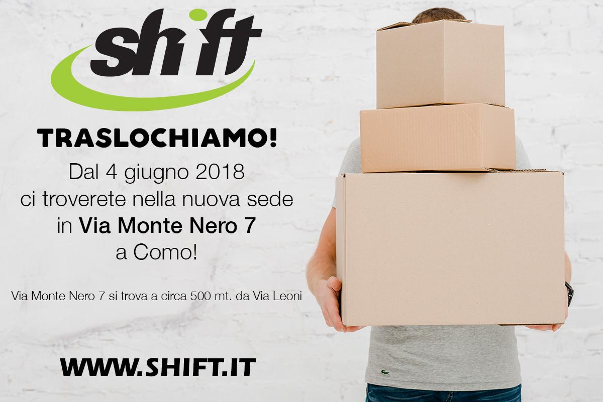 Nuova sede per Shift Srl! 1