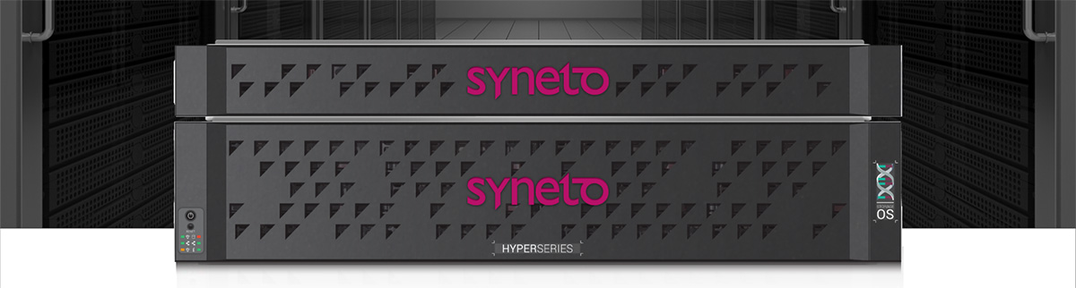 syneto disaster recovery business continuity shift partner como